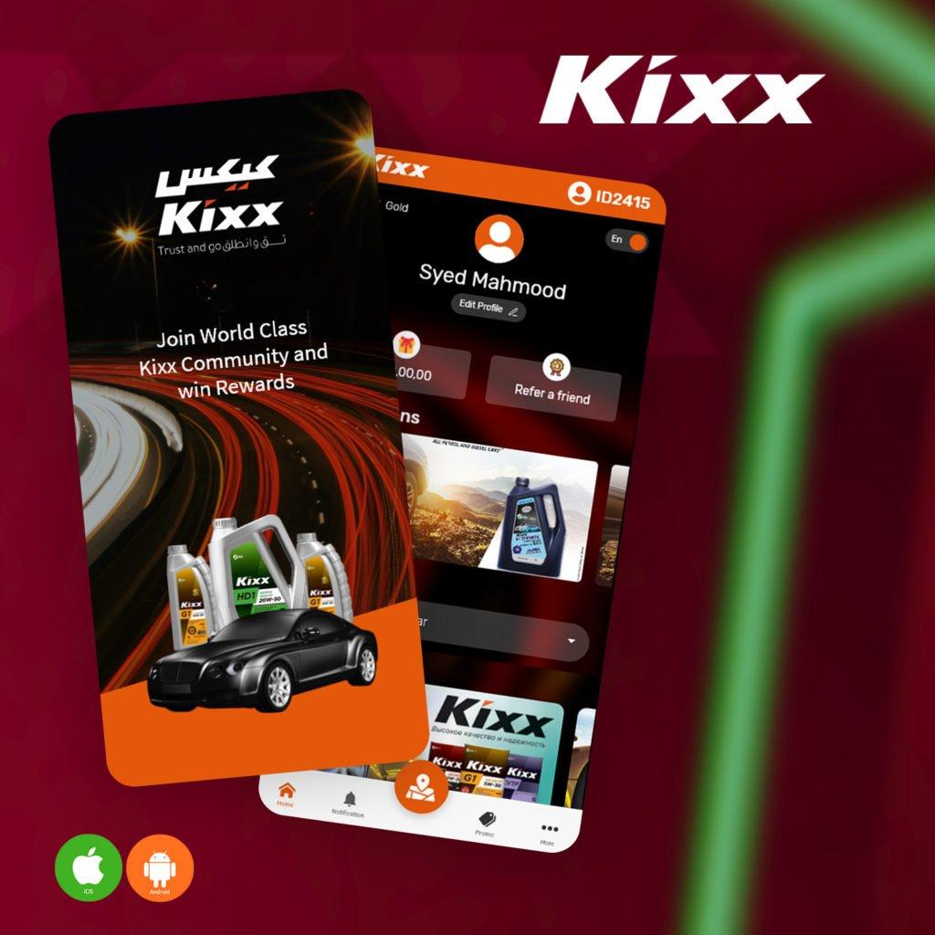 kixx 1