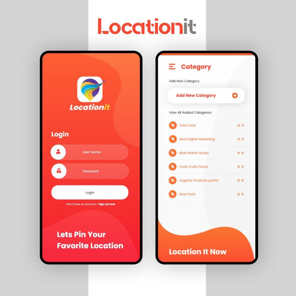 location ir