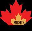 Mighty Canucks Logo